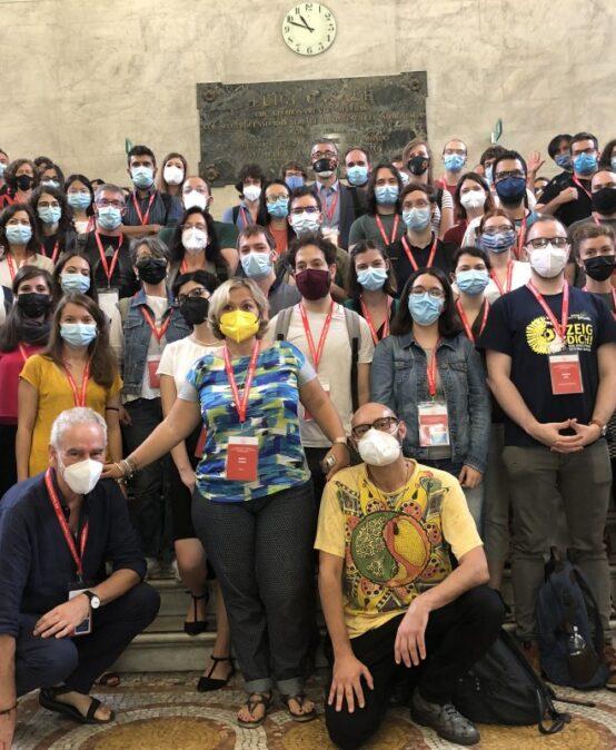 Académico de Ciencias Químicas expone en Congreso de Astroquímica realizado en Italia