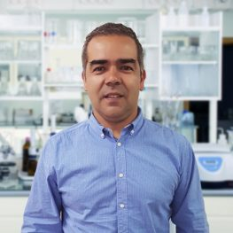 Dr Claudio Jiménez