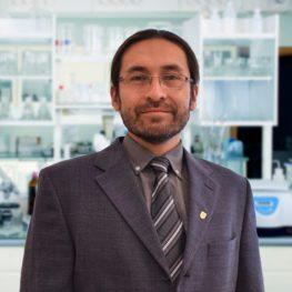 Dr David Contreras Pérez