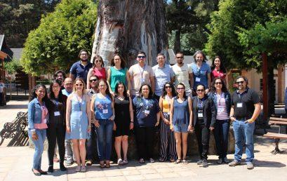 Académicos de Ciencias Químicas presentes en IX Coloquio  Macromoléculas