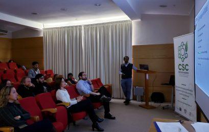 Núcleo Milenio conmemora 1er. año de ejecución con Workshop de Investigadores Postdoctorales
