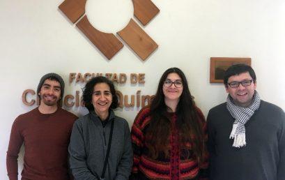 Facultad de Ciencias Químicas UdeC recibe a Investigadora de la Universidad de la Plata