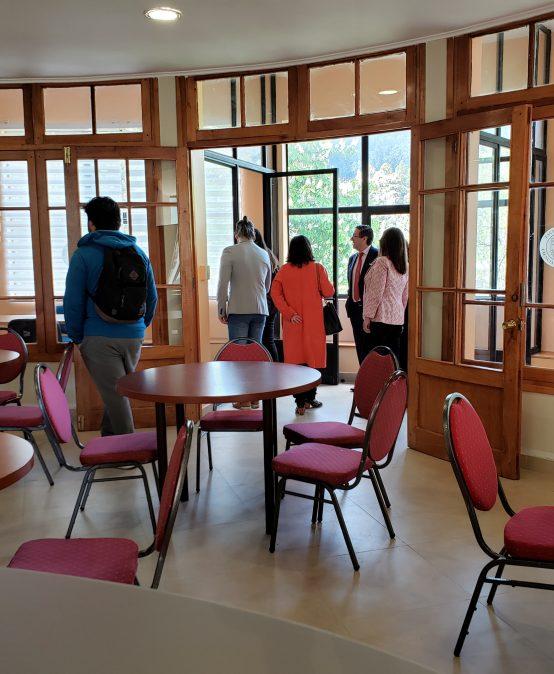 Facultad de Ciencias Químicas refacciona sus dependencias con nuevos espacios de estudio y sala multimedia