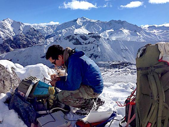 Dan a conocer avanzadas investigaciones geológicas de la UdeC