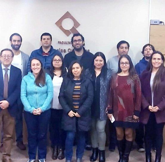 Segunda cohorte de ex alumnos de Químico Analista inician estudios para obtener grado académico