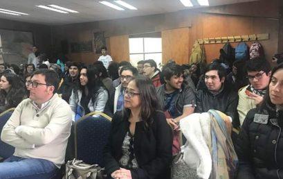 Estudiantes de 1er. año de la Facultad participan en actividad que mejora sus habilidades blandas