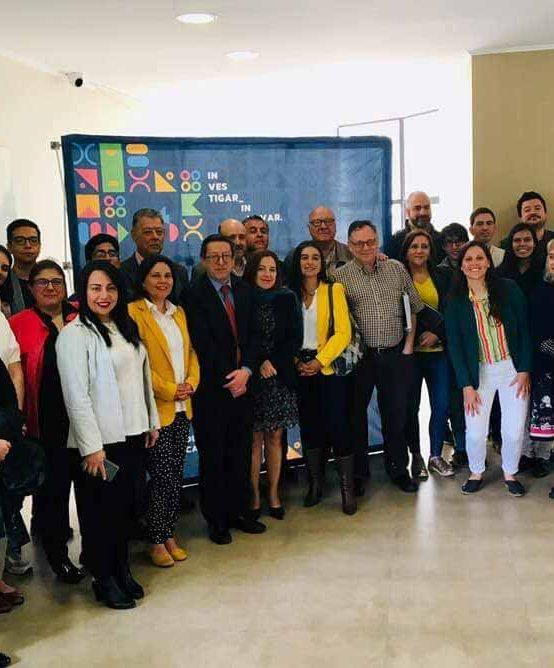 Académicos de Ciencias Químicas conocen alcances del  proyecto UCO1808 IDEClab para mejorar la docencia de pregrado