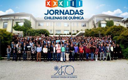 Alta participación de académicos y estudiantes en las XXXIII Jornadas Chilenas de Química
