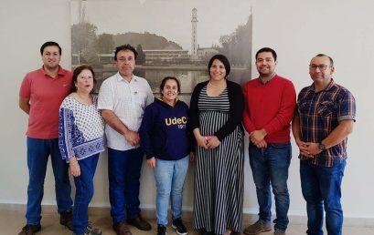 Comité Paritario de la Facultad Ciencias Químicas cumplió 21 años de servicio