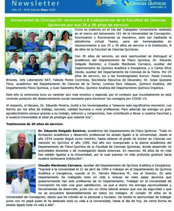 FCQ Noticias: Mayo 2020
