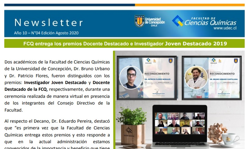 FCQ Noticias: agosto 2020