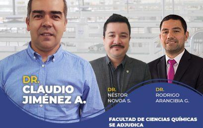 Facultad de Ciencias Químicas adjudica un FONDEQUIP por $400 millones de pesos