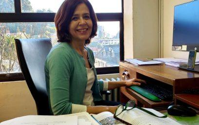 Académica de FCQ es la primera chilena en presidir la Federación Iberoamericana de Sociedades de Catálisis
