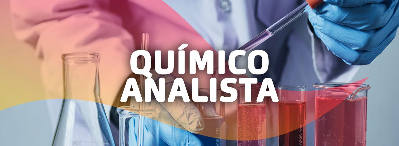 Químico Analista fcq udec