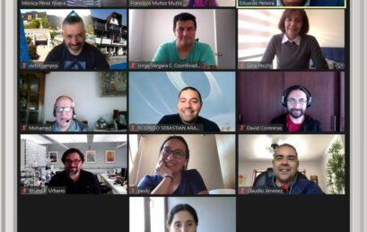 Equipo de Administración FCQ efectúa reunión de coordinación