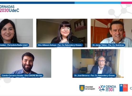 Ciencia 2030 UdeC potencia la vinculación entre sectores empresarial y científico