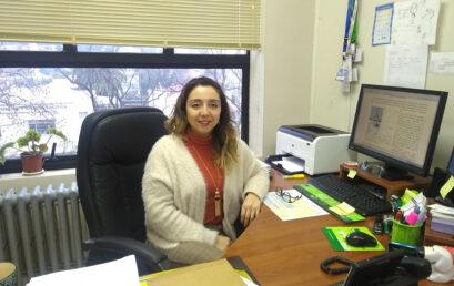 Dra. Catherine Sepúlveda asume como nueva Directora de Magíster en Ciencias con mención en Química