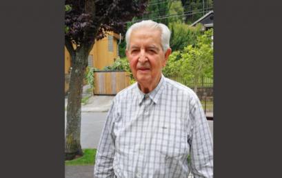 Facultad de Ciencias Químicas lamenta fallecimiento del Profesor Julio Méndez Schalchli